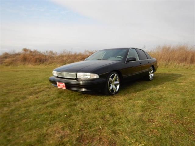 1995 Chevrolet Impala (CC-1295792) for sale in Clarence, Iowa