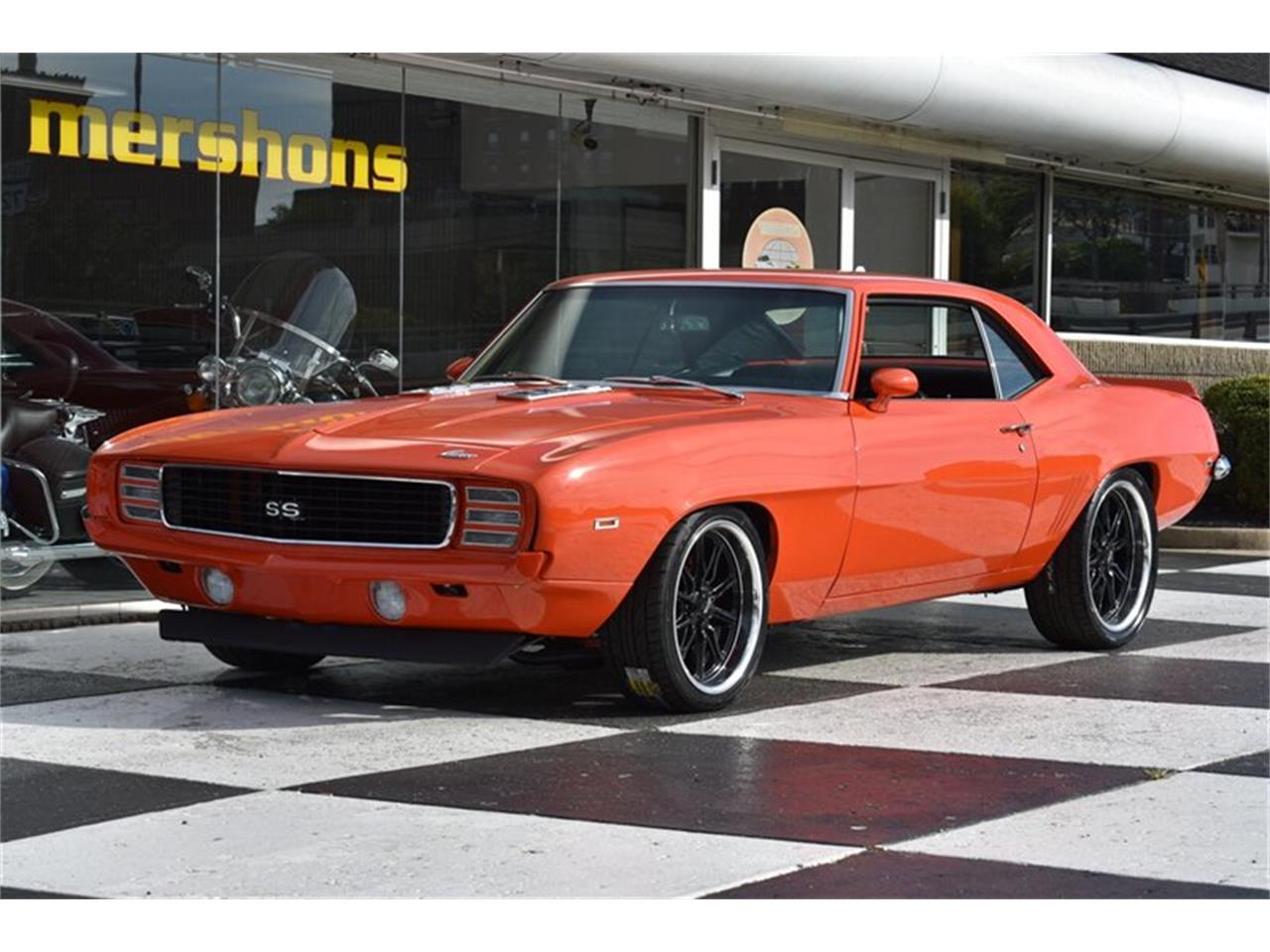 for sale 1969 chevrolet camaro in springfield, ohio cars - springfield, oh at geebo