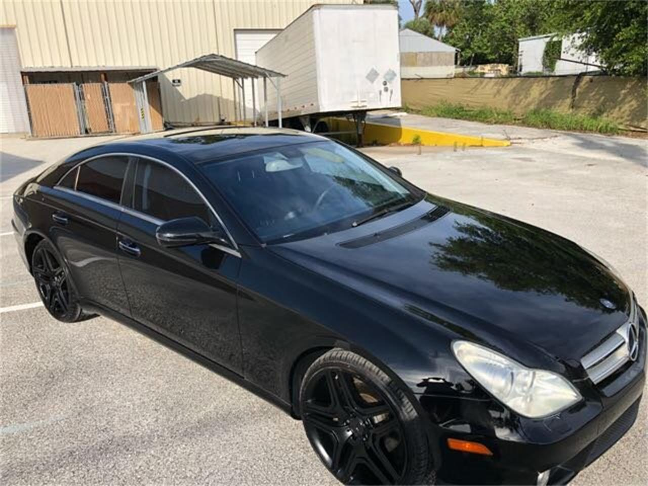 2010 Mercedes-Benz CLS-Class (CC-1295824) for sale in Holly Hill, Florida