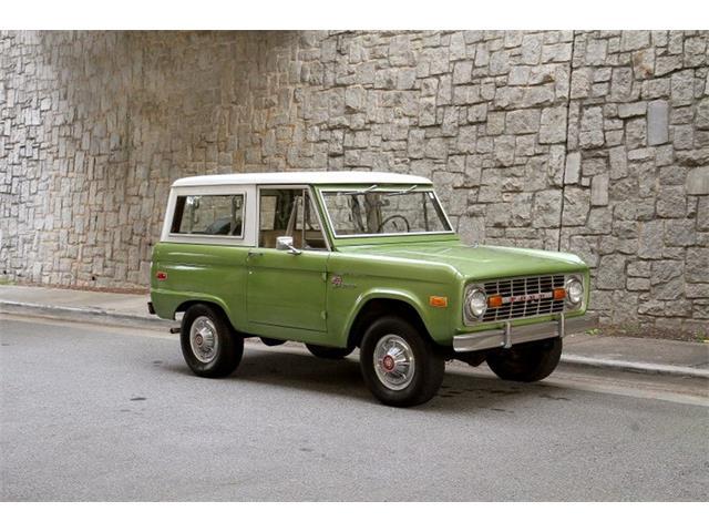 1975 Ford Bronco (CC-1295826) for sale in Atlanta, Georgia