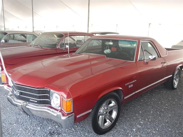 1972 Chevrolet El Camino SS (CC-1295831) for sale in Celina, Ohio