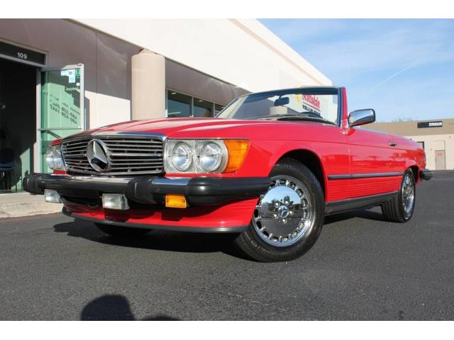 1989 Mercedes-Benz 560 (CC-1295832) for sale in Scottsdale, Arizona