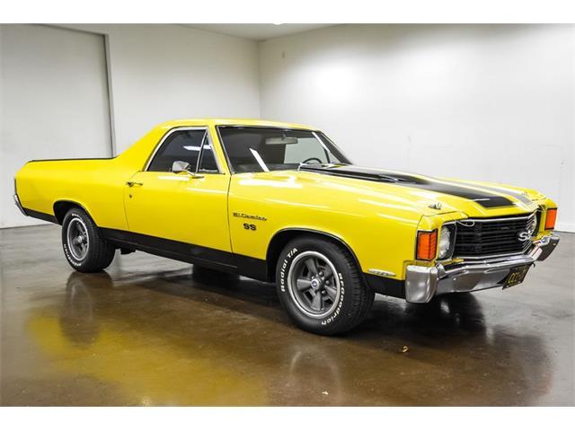 1972 Chevrolet El Camino (CC-1295833) for sale in Sherman, Texas
