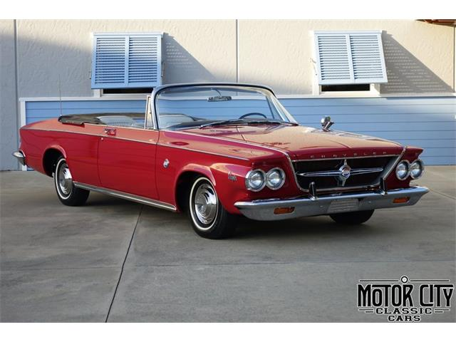 1963 Chrysler 300 (CC-1295838) for sale in Vero Beach, Florida