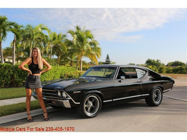 1969 Chevrolet Chevelle (CC-1295852) for sale in Fort Myers, Florida