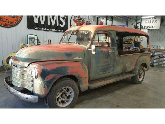 1953 Chevrolet Truck (CC-1295853) for sale in Upper Sandusky, Ohio
