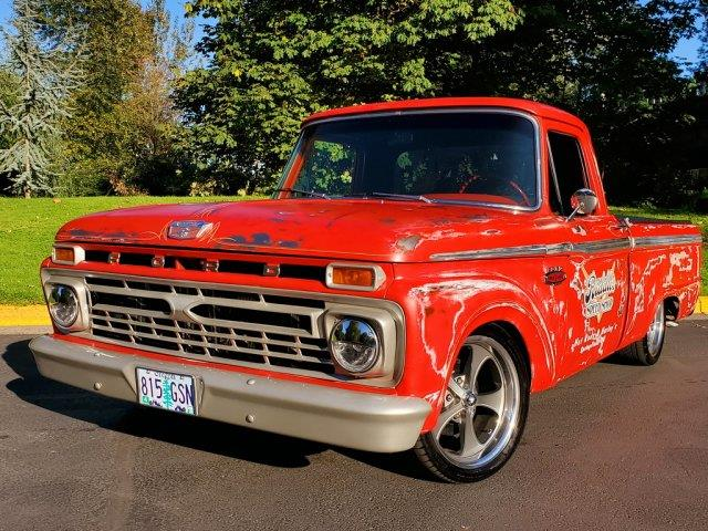1966 Ford F100 (CC-1295861) for sale in Eugene, Oregon