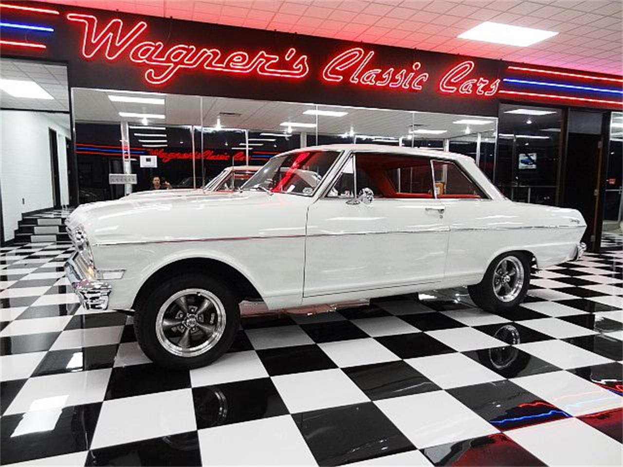 1962 Chevrolet Chevy II Nova (CC-1295866) for sale in Bonner Springs, Kansas