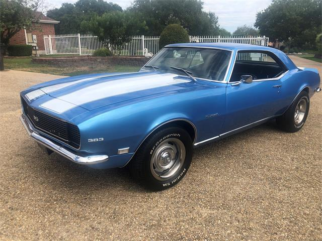 1968 Chevrolet Camaro RS/SS (CC-1295874) for sale in Dallas, Texas