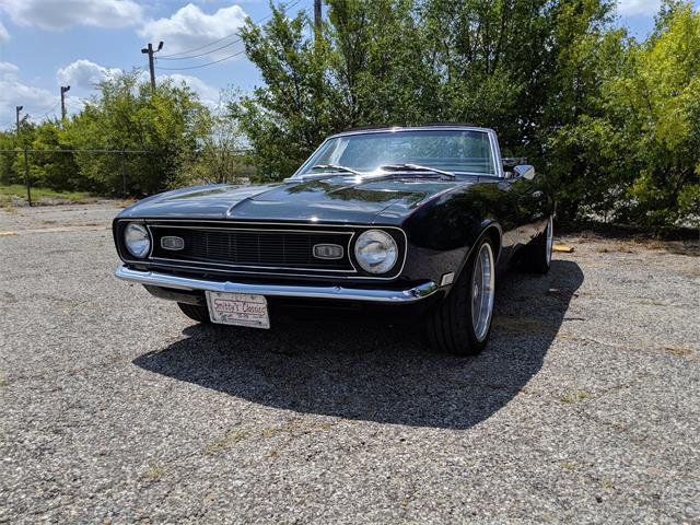 1968 Chevrolet Camaro (CC-1295878) for sale in Dallas, Texas