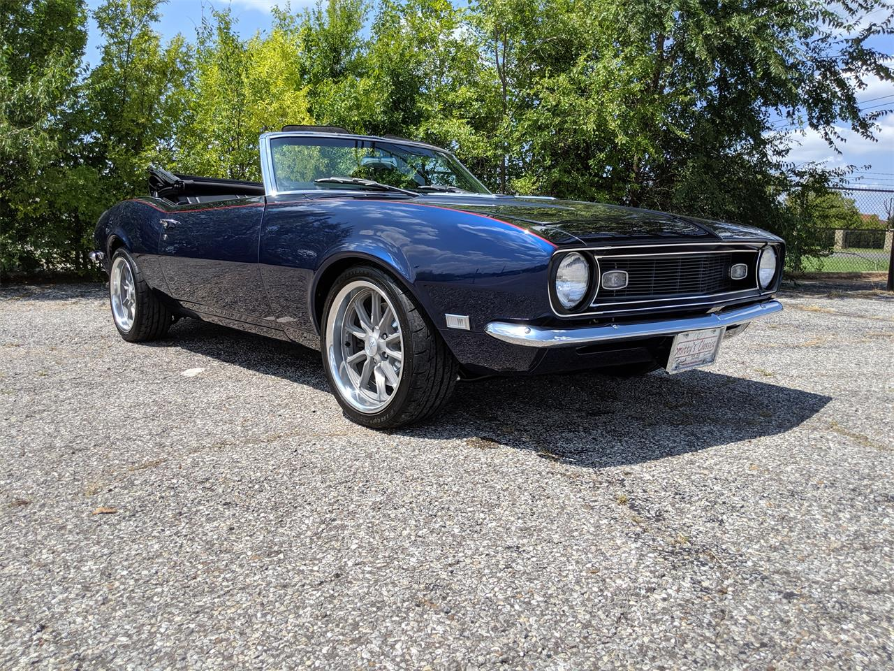 1968 Chevrolet Camaro (CC-1295878) for sale in Dallas, Texas
