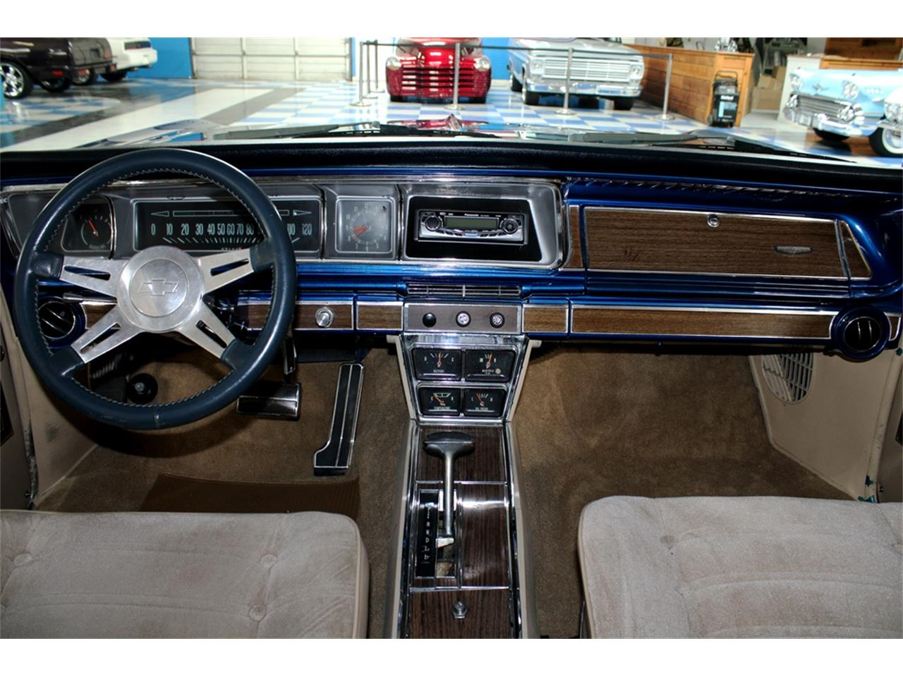 1966 Chevrolet Caprice (CC-1295892) for sale in New Braunfels, Texas