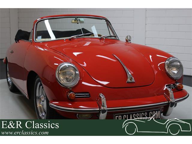 1962 Porsche 356 (CC-1295898) for sale in Waalwijk, Noord-Brabant