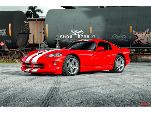 2002 Dodge Viper (CC-1295900) for sale in Fort Lauderdale, Florida
