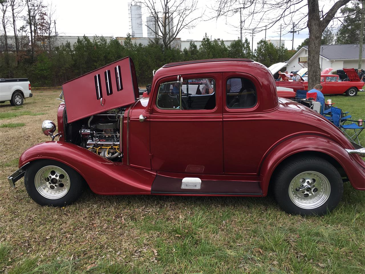 1933 Chevrolet 5-Window Coupe (CC-1295902) for sale in Roswell, Georgia