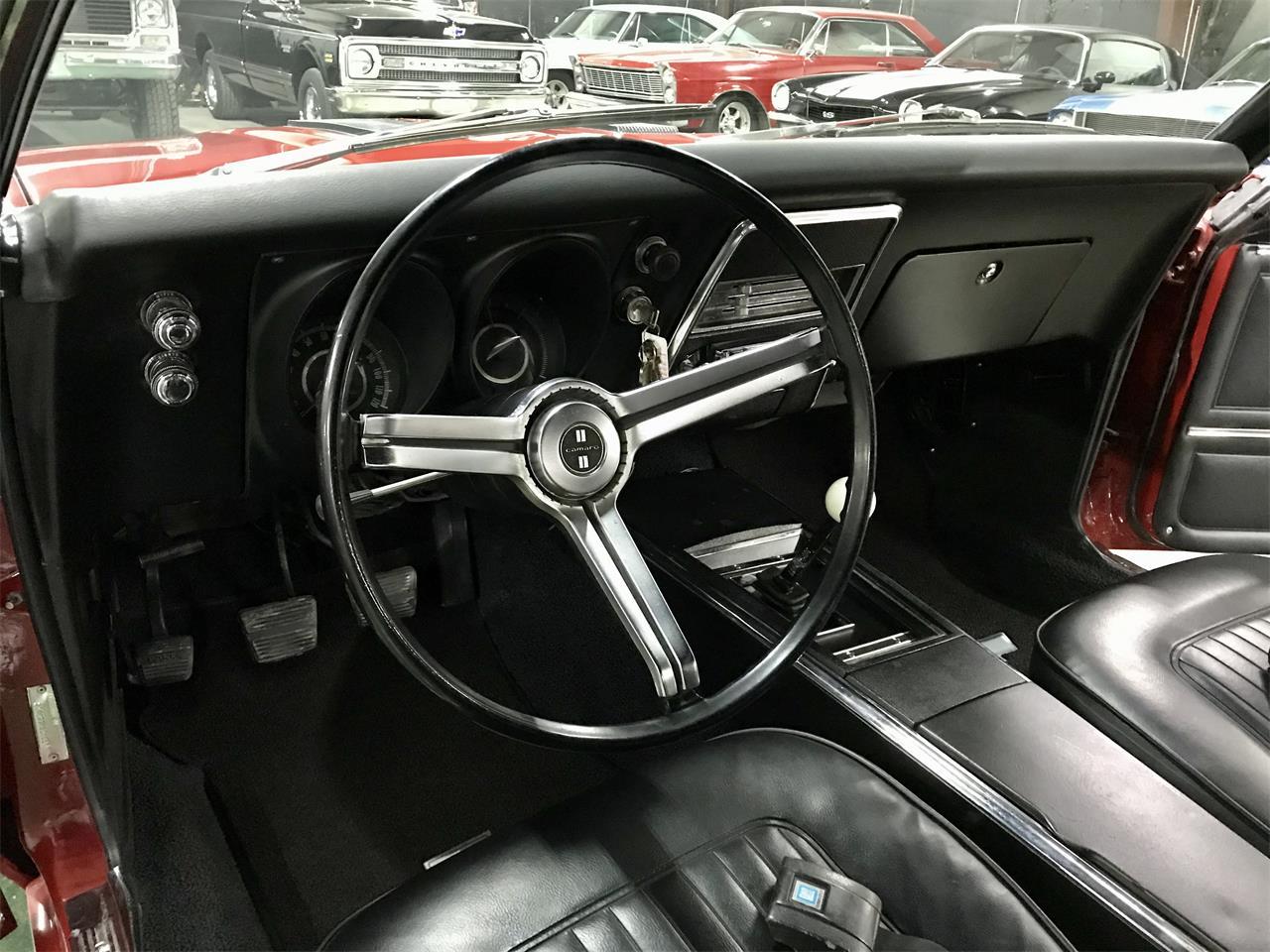 1967 Chevrolet Camaro (CC-1295905) for sale in Sherman, Texas