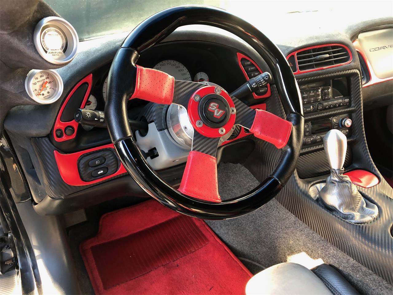 1998 Chevrolet Corvette (CC-1295911) for sale in Orange, California