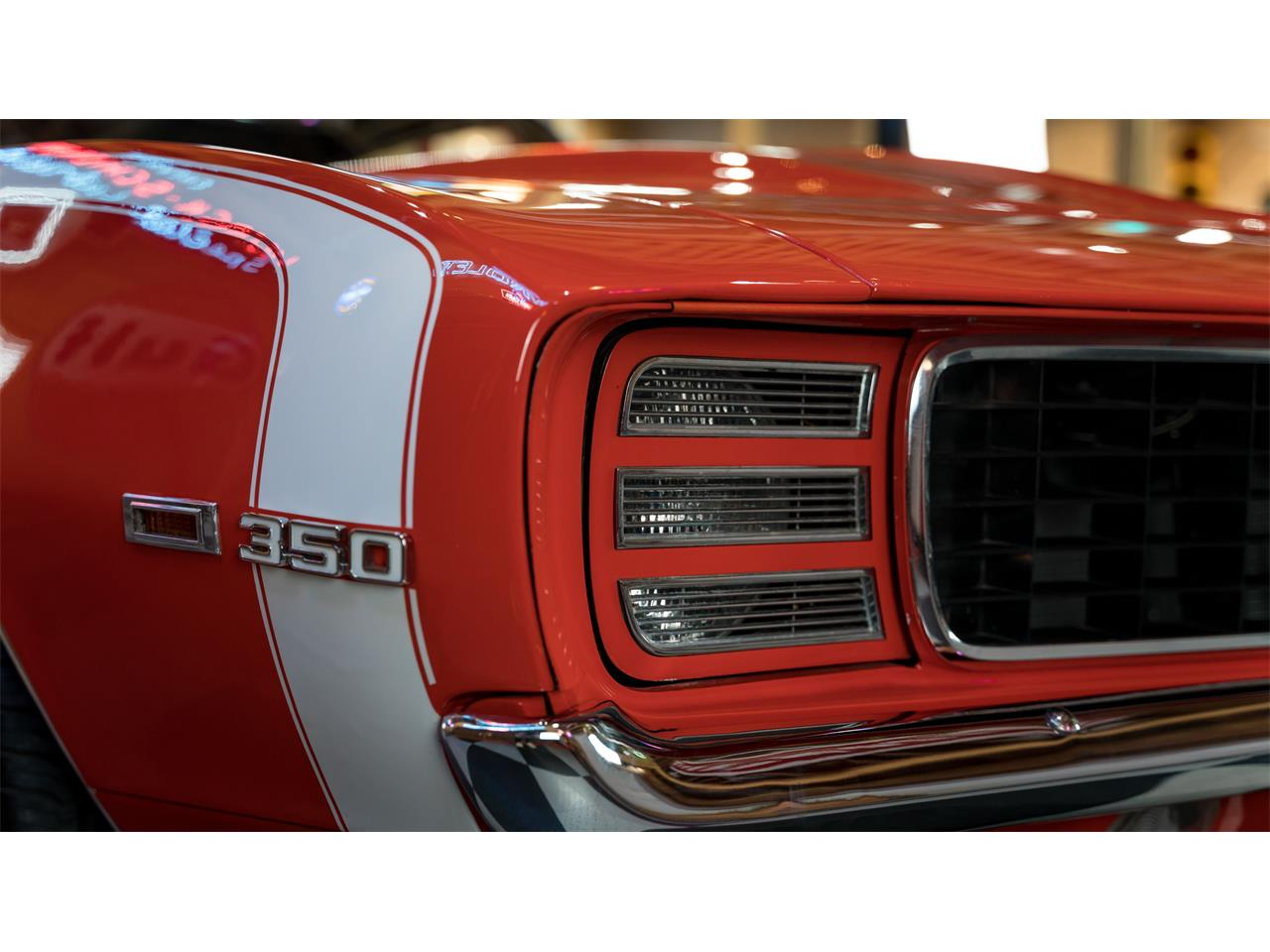 1969 Chevrolet Camaro (CC-1295921) for sale in Green Brook, New Jersey