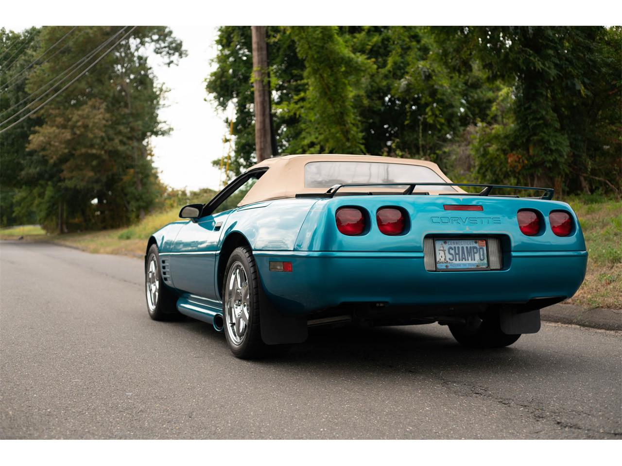 1992 Chevrolet Corvette (CC-1295922) for sale in Orange, Connecticut