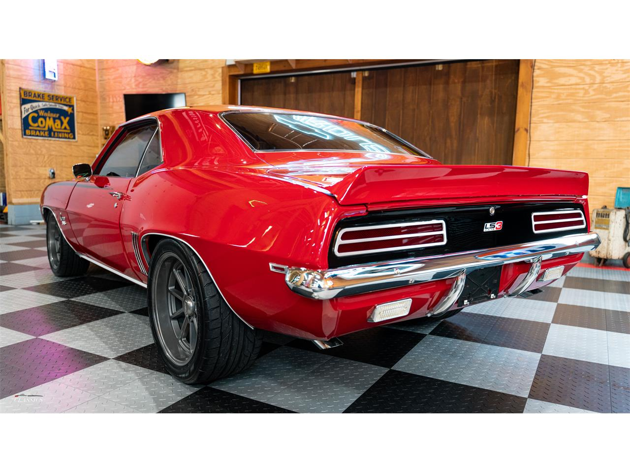 1969 Chevrolet Camaro (CC-1295925) for sale in Green Brook, New Jersey
