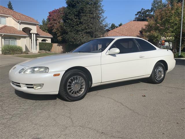 1992 Lexus SC300 (CC-1295929) for sale in Fresno, California