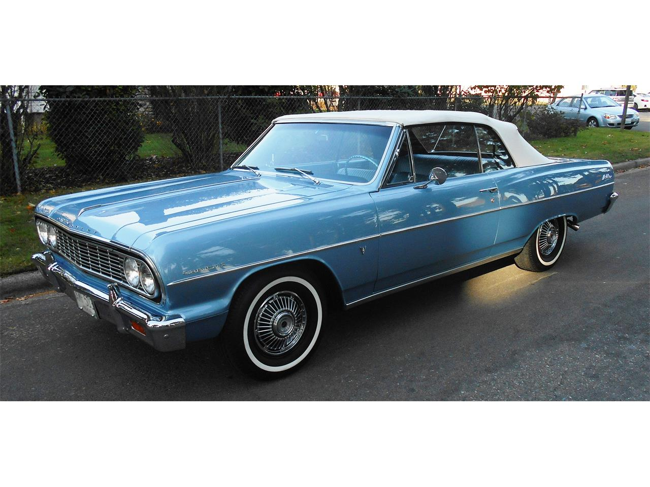 1964 Chevrolet Chevelle Malibu (CC-1295937) for sale in Tacoma, Washington