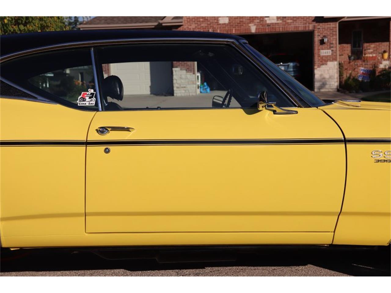 1969 Chevrolet Chevelle (CC-1295967) for sale in Alsip, Illinois