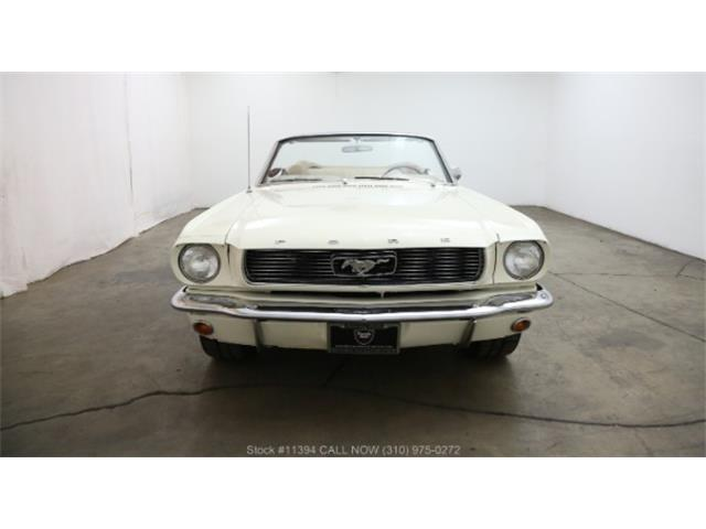 1966 Ford Mustang (CC-1295972) for sale in Beverly Hills, California
