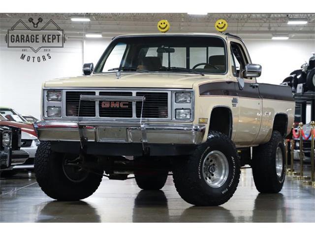1985 GMC C/K 1500 (CC-1295973) for sale in Grand Rapids, Michigan