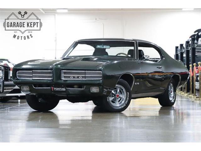 1969 Pontiac GTO (CC-1295975) for sale in Grand Rapids, Michigan