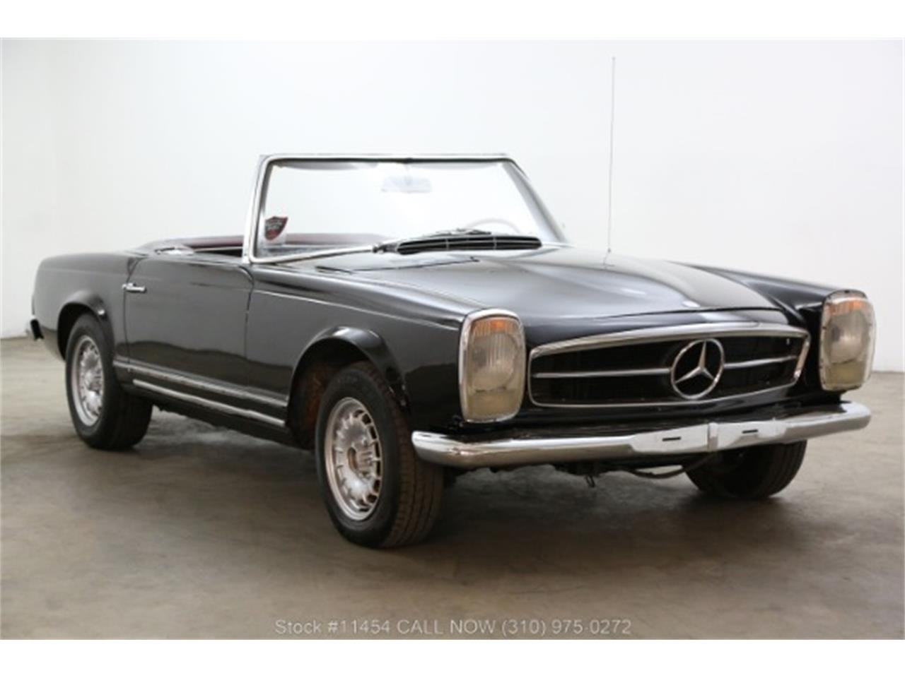 1967 Mercedes-Benz 250SL (CC-1295977) for sale in Beverly Hills, California