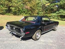 1968 Ford Mustang (CC-1295988) for sale in West Pittston, Pennsylvania