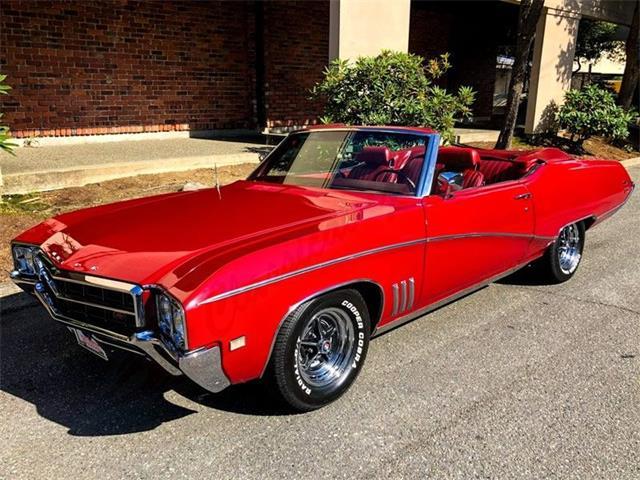 1969 Buick Skylark (CC-1295993) for sale in Arlington, Texas