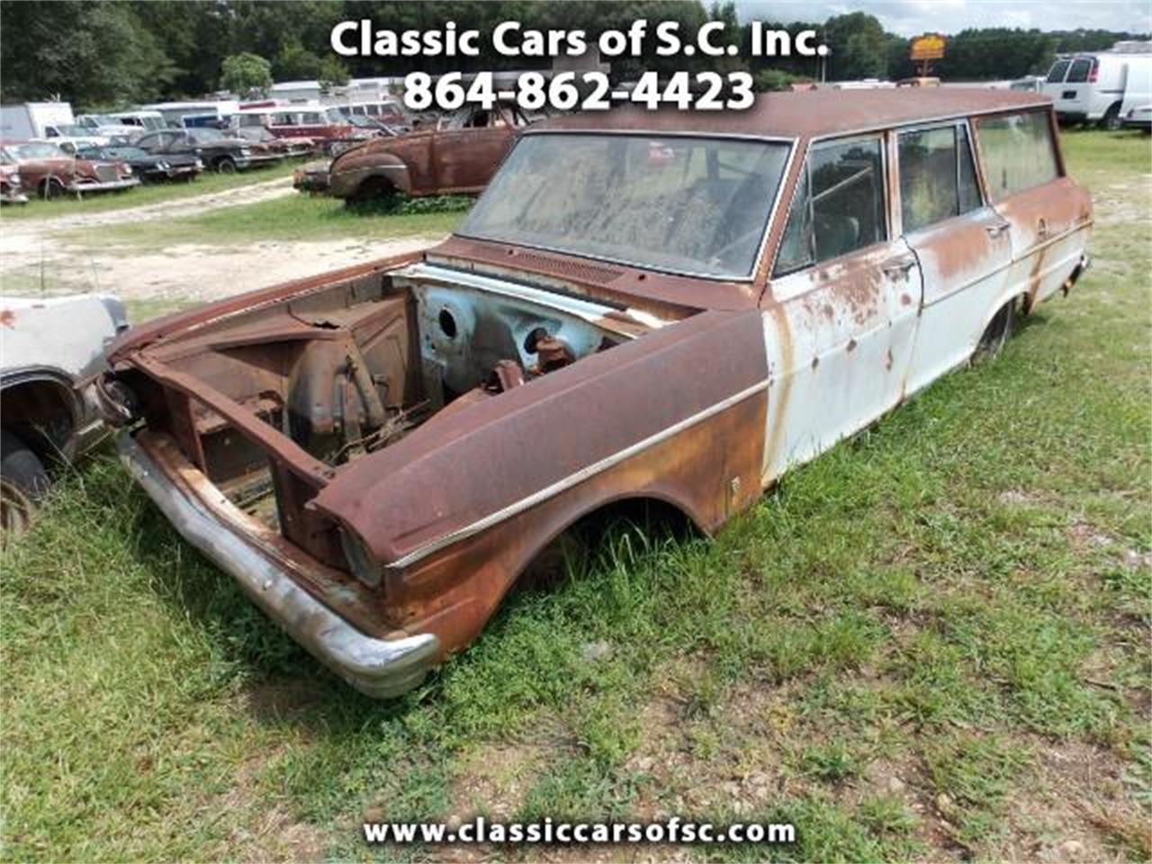 1962 Chevrolet Nova (CC-1295996) for sale in Gray Court, South Carolina