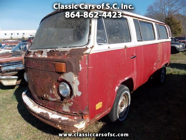 1972 Volkswagen Bus (CC-1295999) for sale in Gray Court, South Carolina