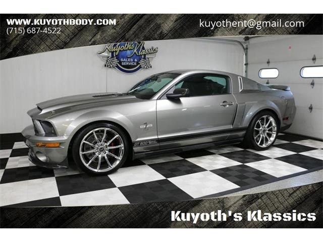 2008 Shelby GT500 (CC-1296052) for sale in Stratford, Wisconsin