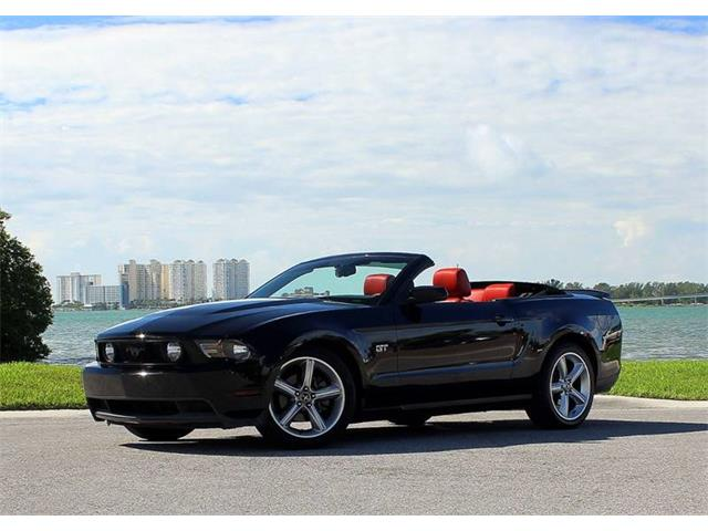 2010 Ford Mustang (CC-1296062) for sale in Clearwater, Florida