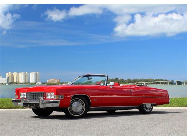 1973 Cadillac Eldorado (CC-1296063) for sale in Clearwater, Florida