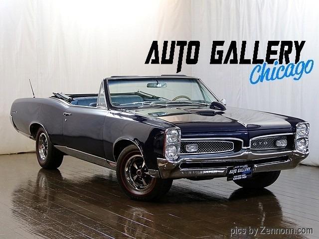 1967 Pontiac GTO (CC-1296066) for sale in Addison, Illinois