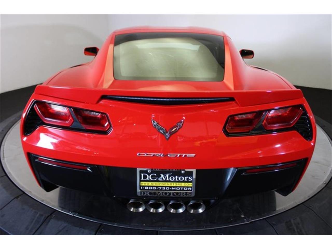 2018 Chevrolet Corvette (CC-1296070) for sale in Anaheim, California