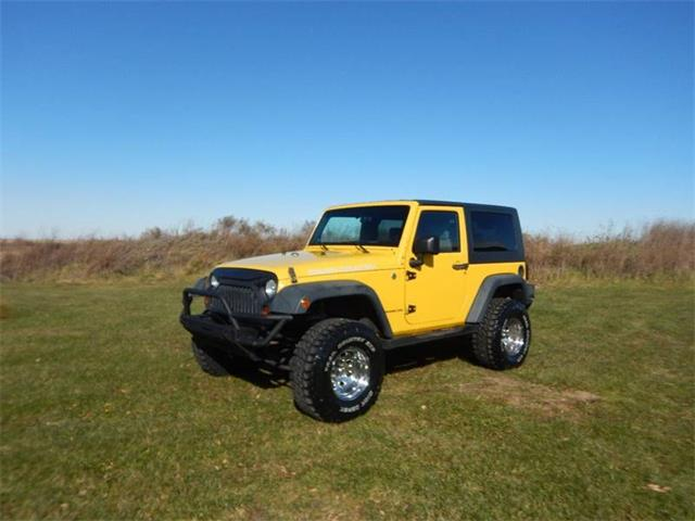2008 Jeep Wrangler (CC-1296083) for sale in Clarence, Iowa