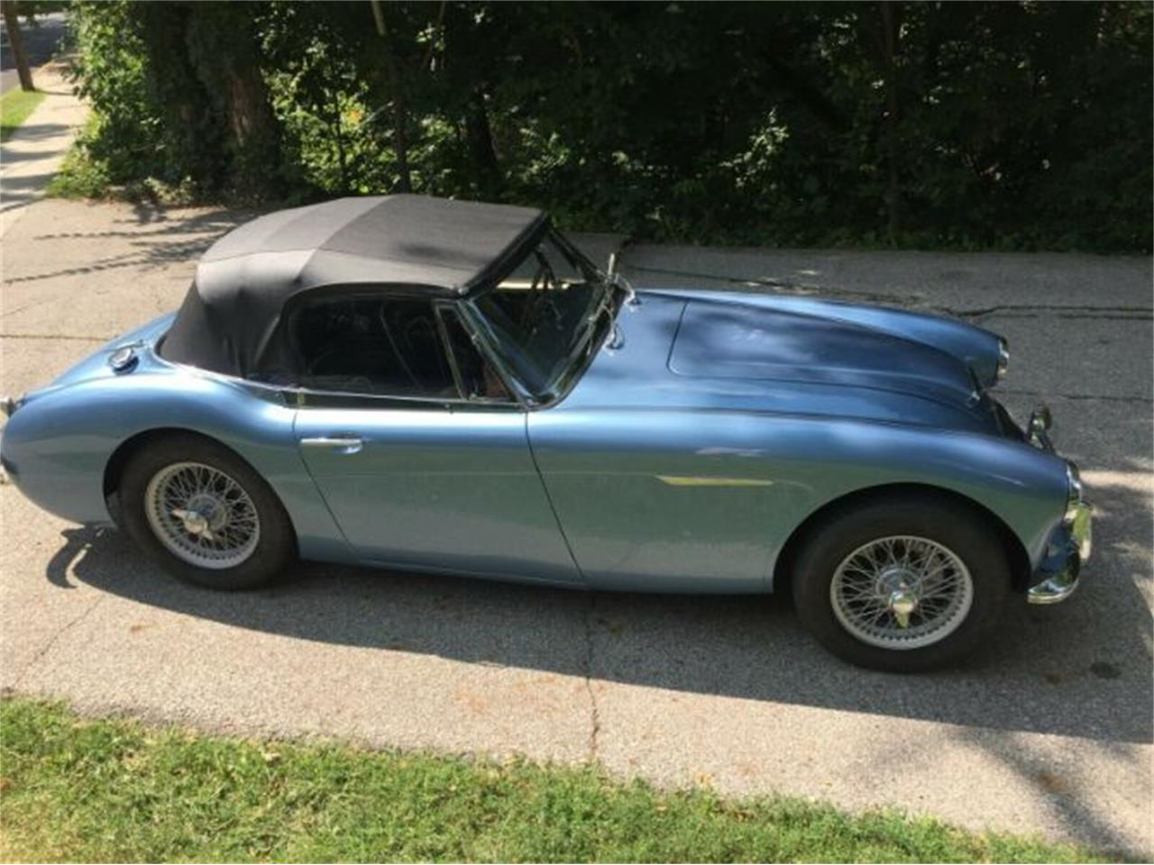 1964 Austin-Healey 3000 (CC-1296092) for sale in Cadillac, Michigan