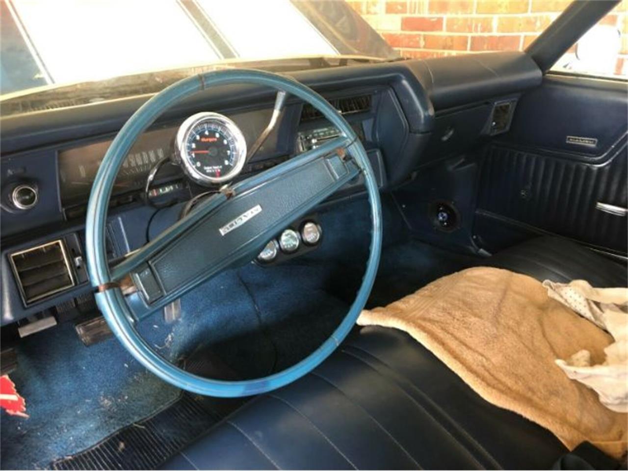1970 Chevrolet Chevelle (CC-1296094) for sale in Cadillac, Michigan