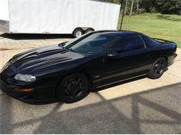 2001 Chevrolet Camaro (CC-1296096) for sale in Cadillac, Michigan