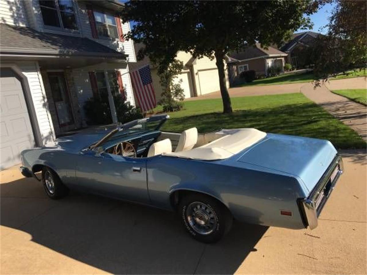1973 Mercury Cougar (CC-1296108) for sale in Cadillac, Michigan