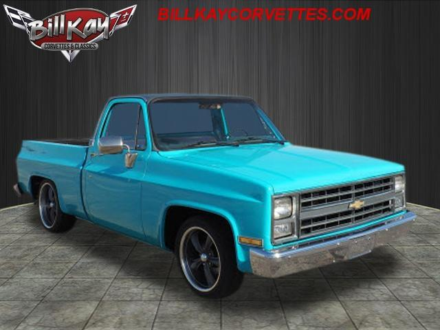 1987 Chevrolet C10 (CC-1296113) for sale in Downers Grove, Illinois