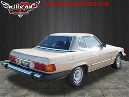 1980 Mercedes-Benz 450SL (CC-1296117) for sale in Downers Grove, Illinois