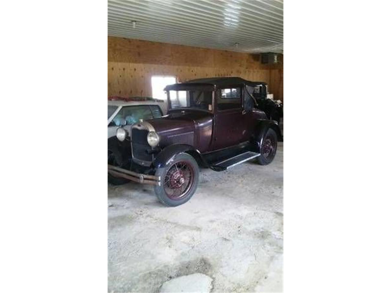 1929 Ford Model A (CC-1296119) for sale in Cadillac, Michigan