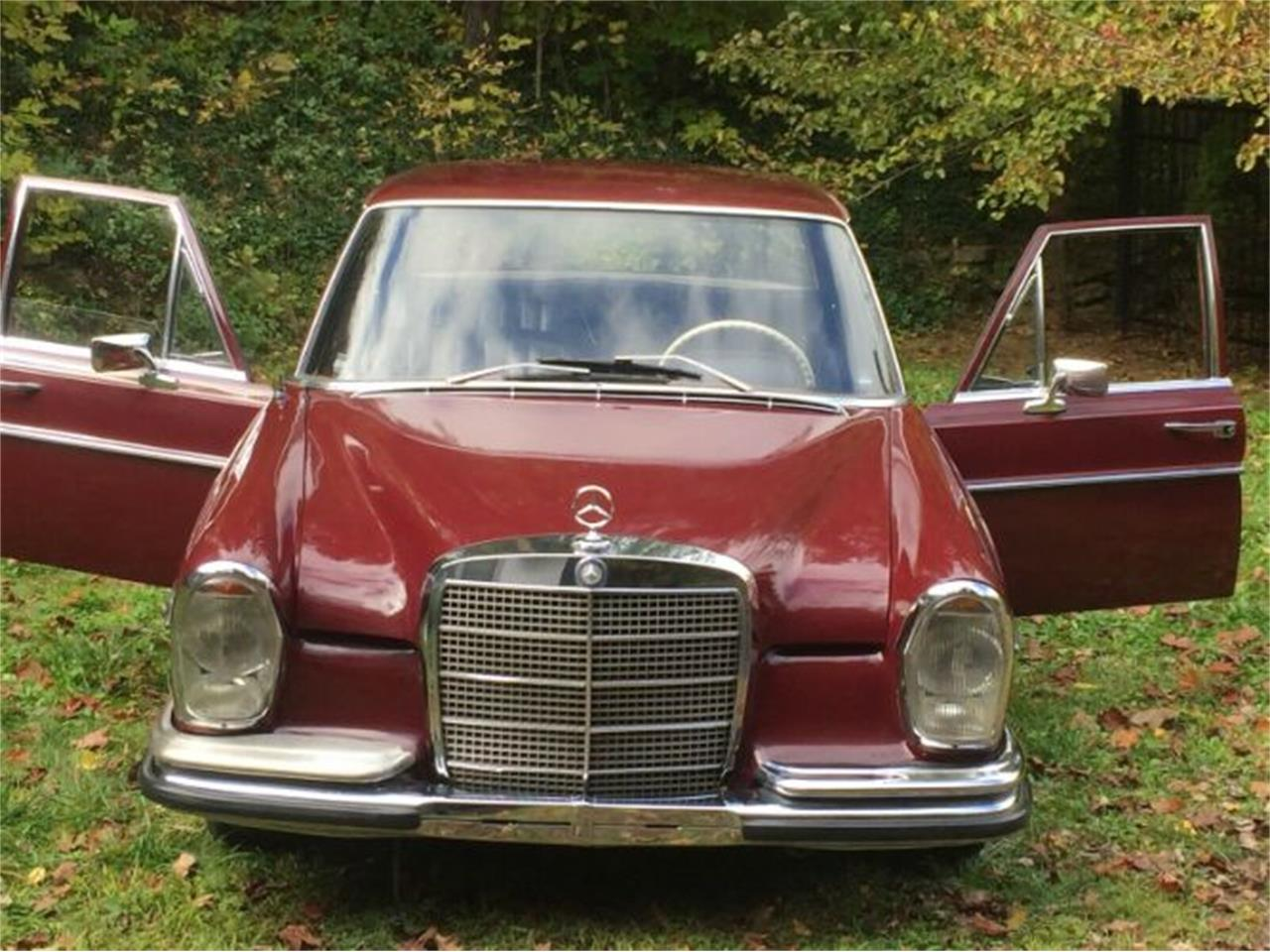 1969 Mercedes-Benz 280S (CC-1296121) for sale in Cadillac, Michigan