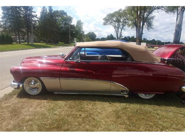 1950 Mercury Convertible (CC-1296123) for sale in Cadillac, Michigan